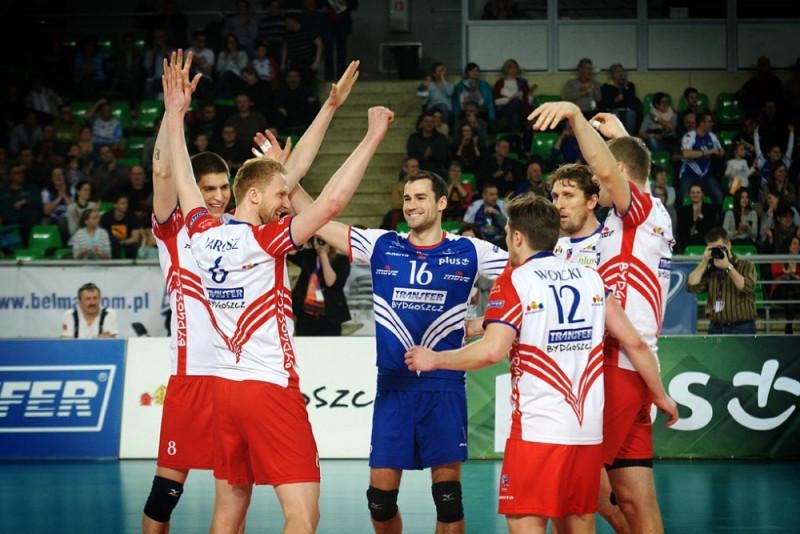 Zapraszamy na mecz siatkówki do Bydgoszczy!