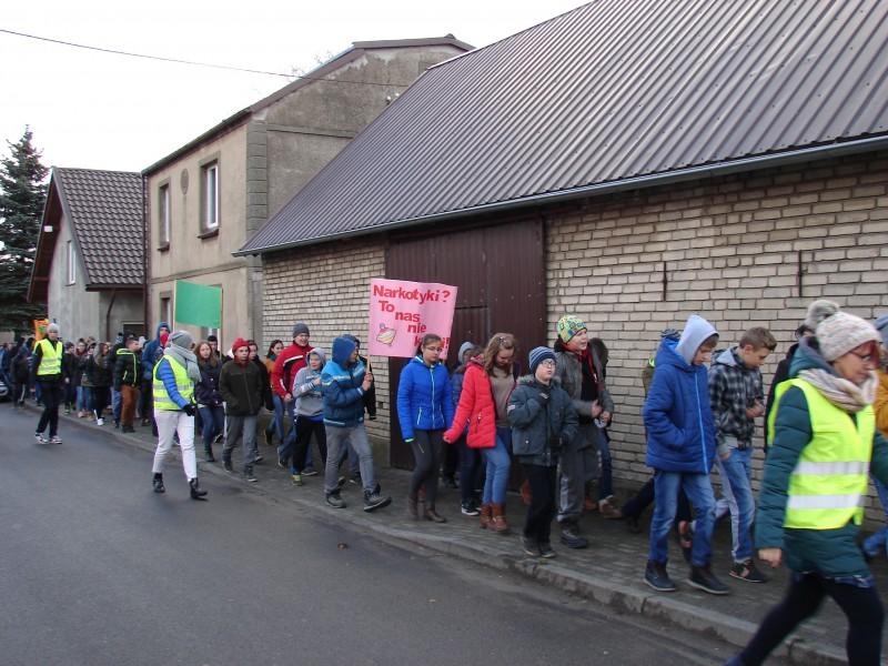Happening ulicami Lubiewa
