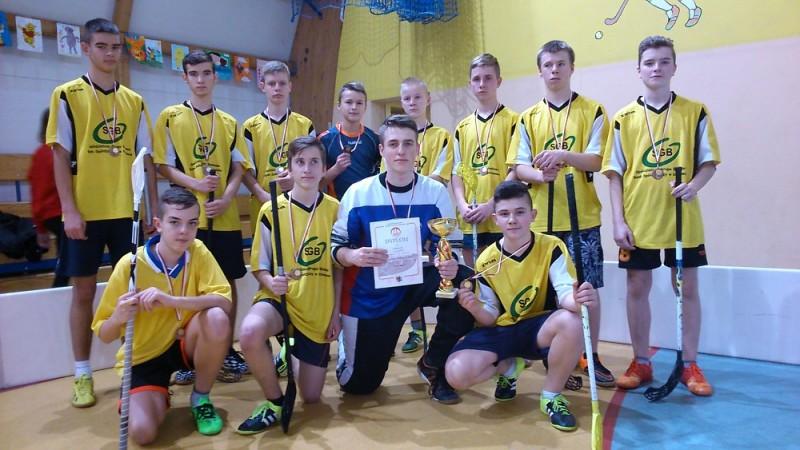 Sukcesy sportowe naszych gimnazjalistów!
