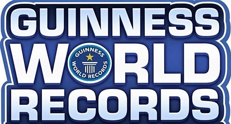Rekord Guinnessa w Lubiewie pobity
