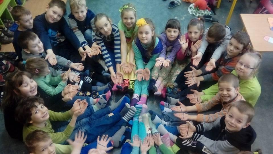 20 marca – Światowy Dzień Zespołu Downa w naszej szkole…
