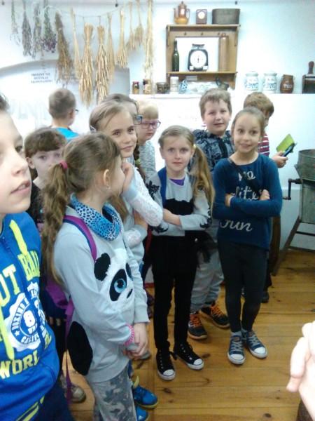 Wizyta w tucholskim muzeum…