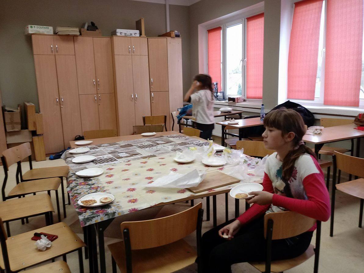 Warsztaty w naszej szkole