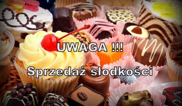 Sprzedaż słodkości