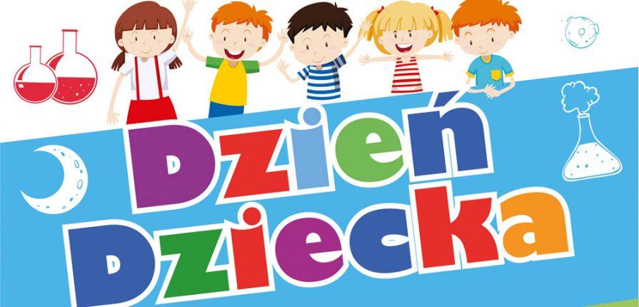 Z okazji Dnia Dziecka wszystkim Uczniom  pragniemy złożyć najserdeczniejsze życzenia.