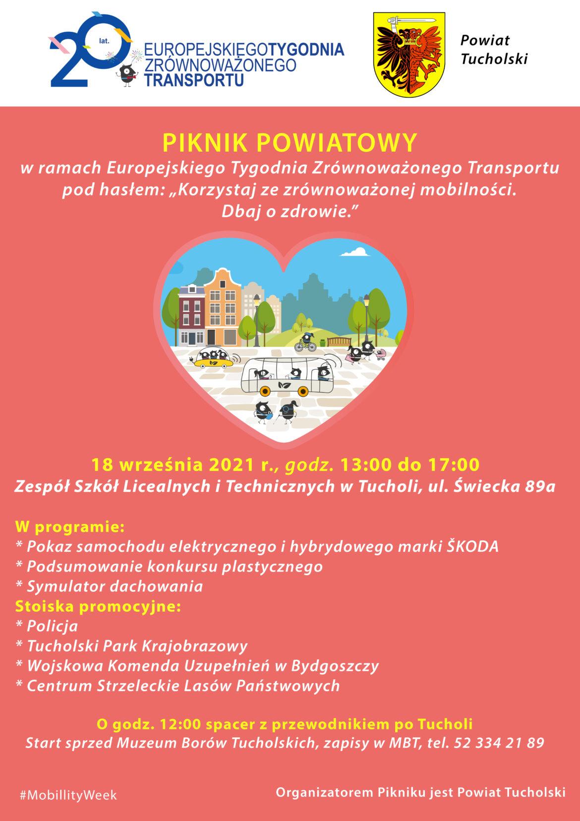 Piknik Powiatowy – 18 września